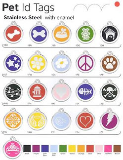 Pet Id Tags Healthy paws