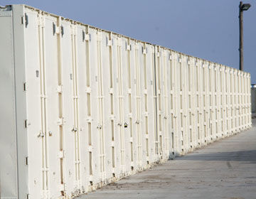 Storage Units, ABC Storage, Norfolk NE, storage containers, mobile storage, truck parking, camper storage, boat storage, U-Haul rentals