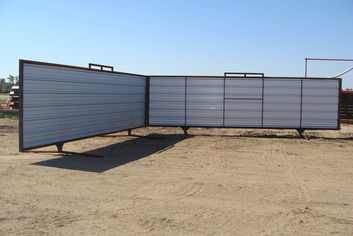 Windbreak Shade Panels
