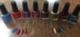Vinylux Nail Polish pedcures, manicures