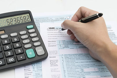Elizbeth Orton, CPA Tax Return