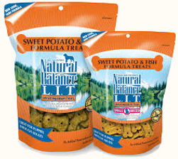 natural balance treats
