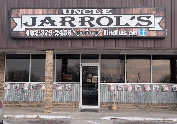 Uncle Jarrol's BBQ, norfolk, ne