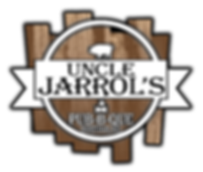 Uncle Jarrol's Pub-B-Que, Norolk NE, pulled pork