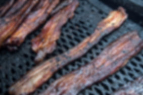 Uncle Jarrol's Pub-B-Que bacon, catering