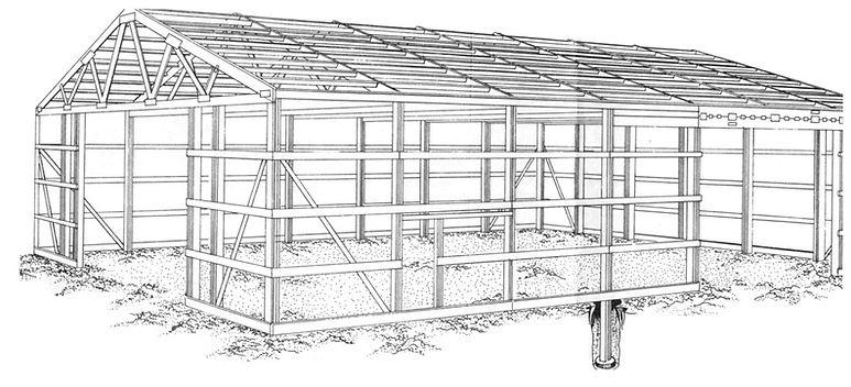 Farm & Ranch Building Supply