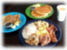 Native Star Casino Breakfast, rock river grill