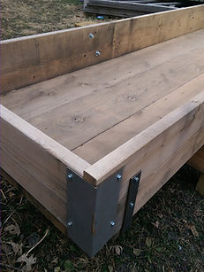 Wood Amp Steel Bunks Farm And Ranch Building Supply In