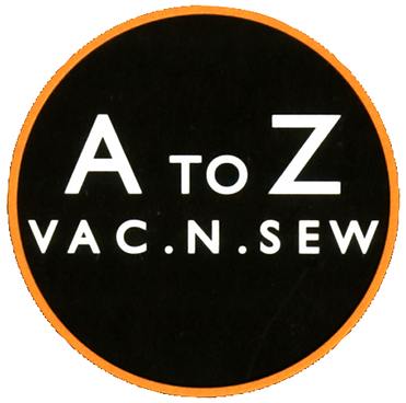 A to Z Vac n Sew, Sewing, Commercial Vacuums, Repairse