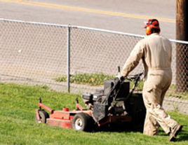 lawn mower service, Norfolk Implement Inc, Norfolk, NE