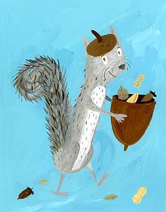 jessie hartland squirrel