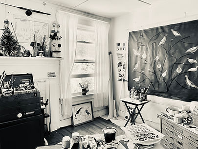 jessie hartland studio