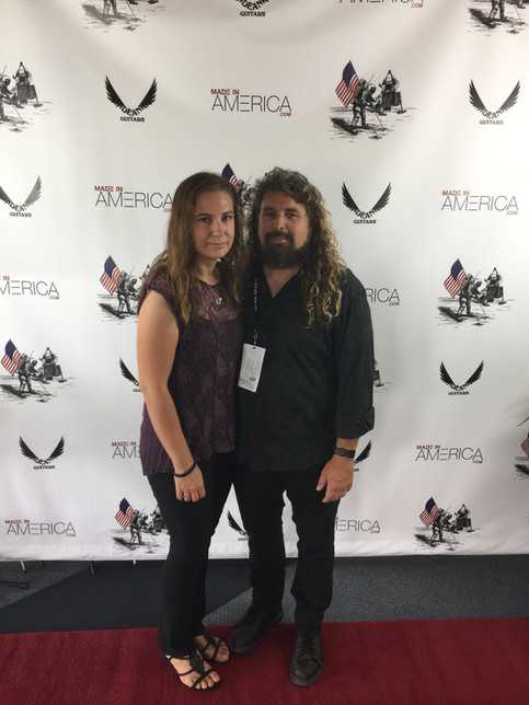 Made in America Party with Dean Guitars