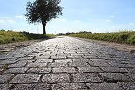 Route pavée Paris-Roubaix