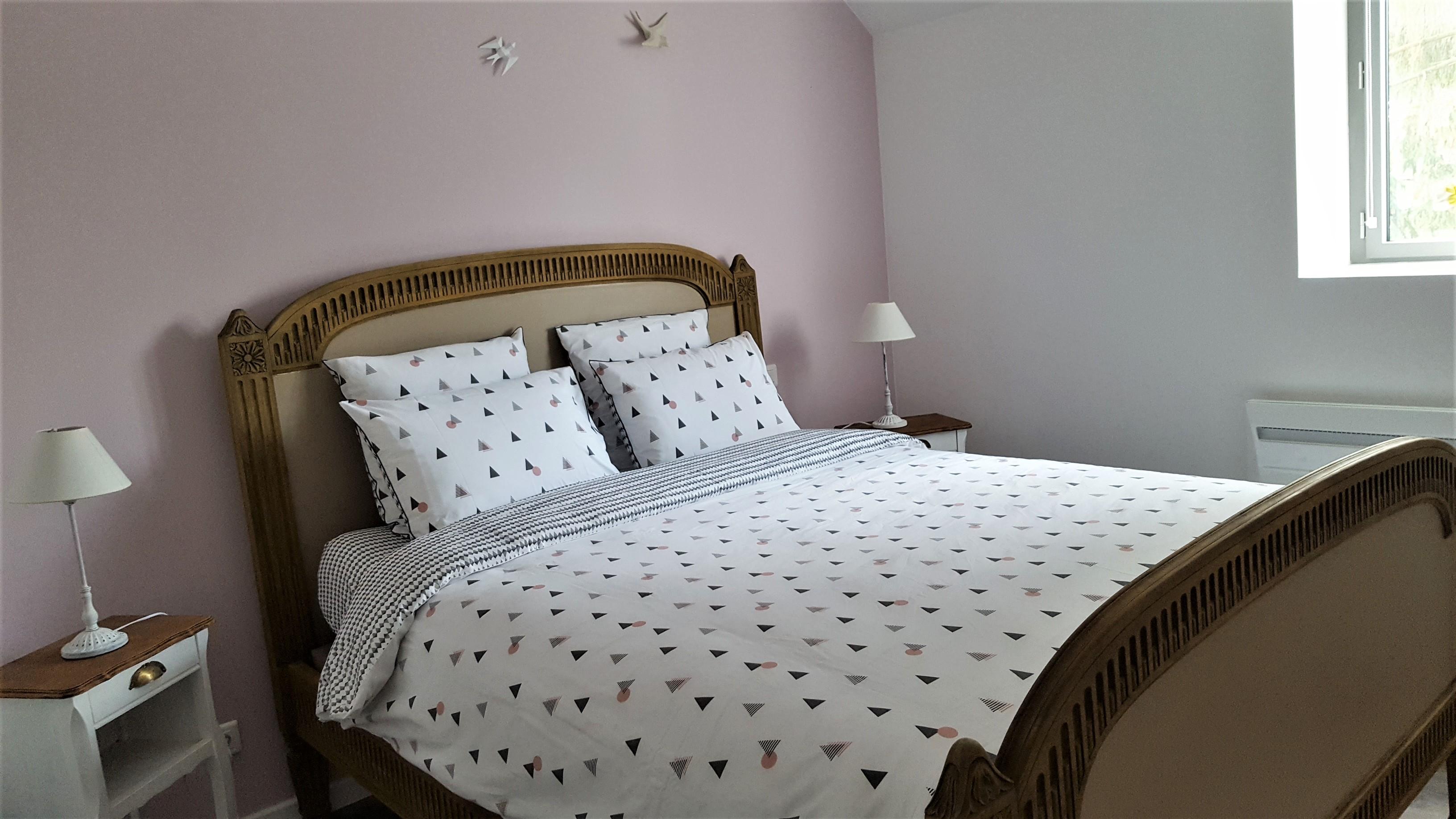 Chambre 1 - Lit 160x200
