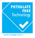 PHTHALATE FREE TECH logo