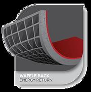 WAFFLE BACK ENERGY RETURN - Floor Sytem Technology
