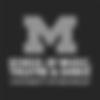 University of Michigan School Dance logo