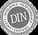Foster Specialty Floors is DIN certified.