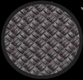 wet area terratrax weave close up floor detail