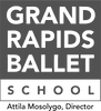 Grand Rapids School of Ballet logo