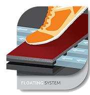 Sportwood Ultra Star Floating System - Floor System Technology