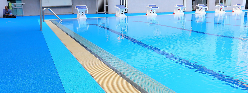 Wet area flooring is flooring located around a pool or wet area.