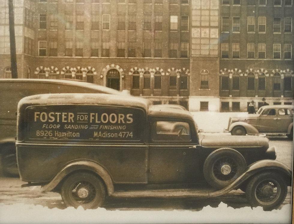 Foster Specialty Floors circa 1924