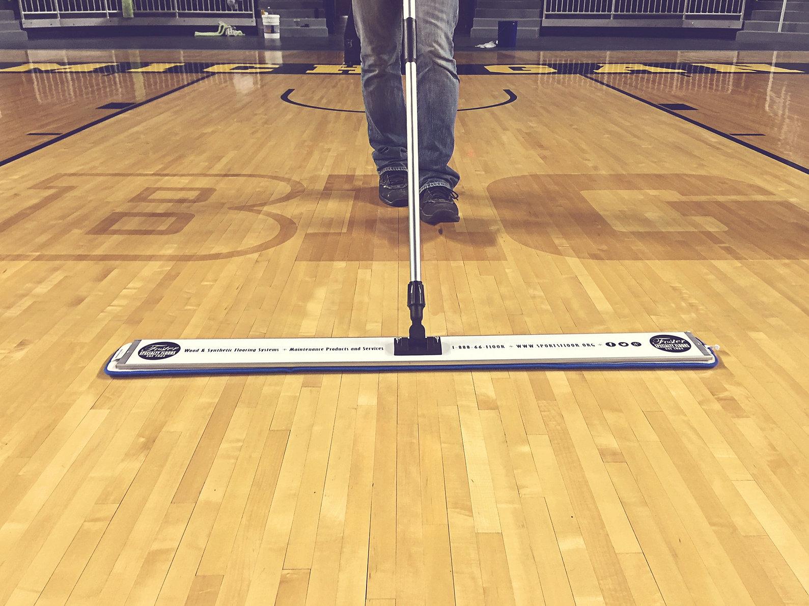 hardwood and rubber sports flooring gym floor maintenance. Black Bedroom Furniture Sets. Home Design Ideas