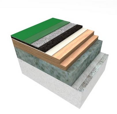 pulastic combi floor system detail image