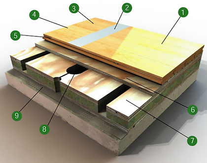 MVP Wood Flooring Detail
