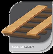 sleeper system  - floor system technology