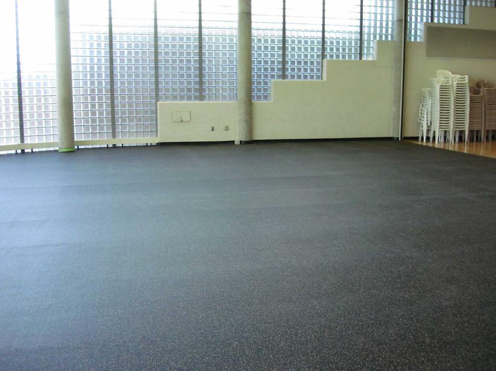 University of Michigan Flint Activities Room located in Flint, Michigan Galaxy Classic flooring
