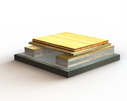 DANZAIRE BATTEN WOOD Flooring Detail