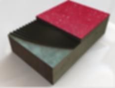 GALAXY FIT Flooring Detail