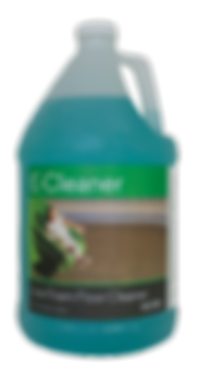 E-cleaner Low foam floor cleaner