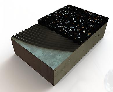 GALAXY CLASSIC Flooring Detail