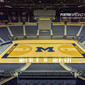 University of Michigan Crisler