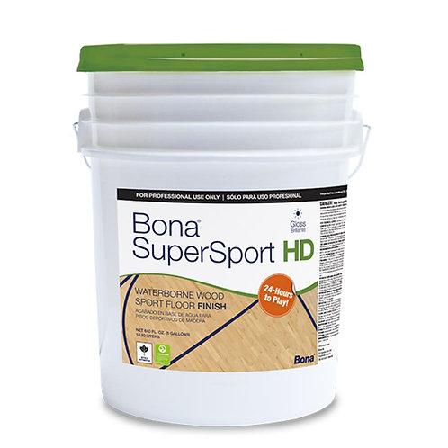BONA SUPERSPORT HD WATER BASED WOOD FINISH - BONA SPORT