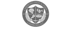 Carrboro High School crest