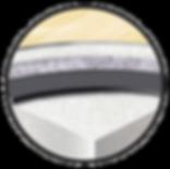 tarkett omnisports 9.4mm close up circle