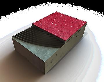 GALAXY FIT Floor Detail