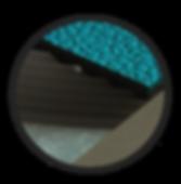 Durathon Elite Infield Circle Detail