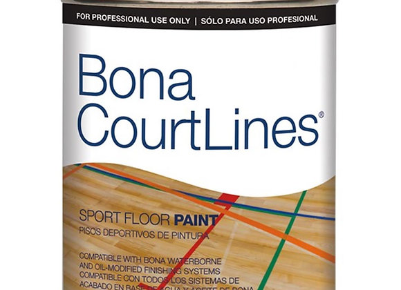 GOLD - QT SPORT FLOOR PAINT BONA
