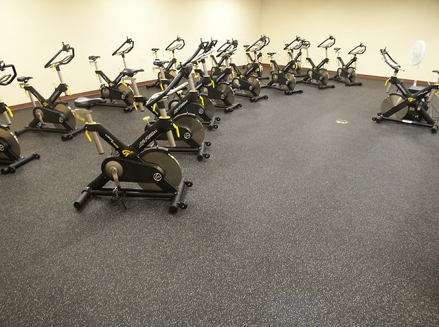 Foster Specialty Floors Rubber floor systems for weight rooms