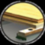 bio-channel-dance-circle flooring detail