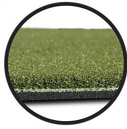 Speed and Agility Turf Circle Close Up detail