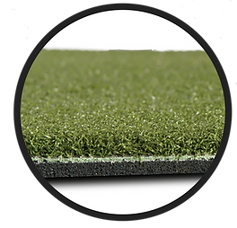 speed and agility turf circle detail