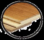 Kahrs activity wood floor detail
