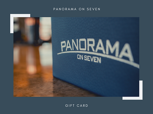 $50 Panorama on Seven Gift Card